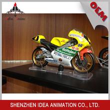 Hot sell OEM 1:24 antique metal model motorcycle