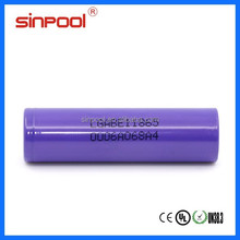 Lithium ion Battery Manufacturers LG E1 18650 3.7v 3200mah Battery for Bike