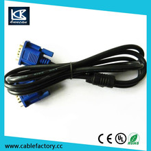 Factory price volume supply vga cable max resolution