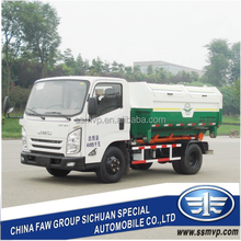 SCZ5040ZXX garbage truck dimensions FAW Group