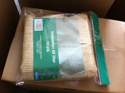 plastic onion/fruit mesh bag UV Resistant
