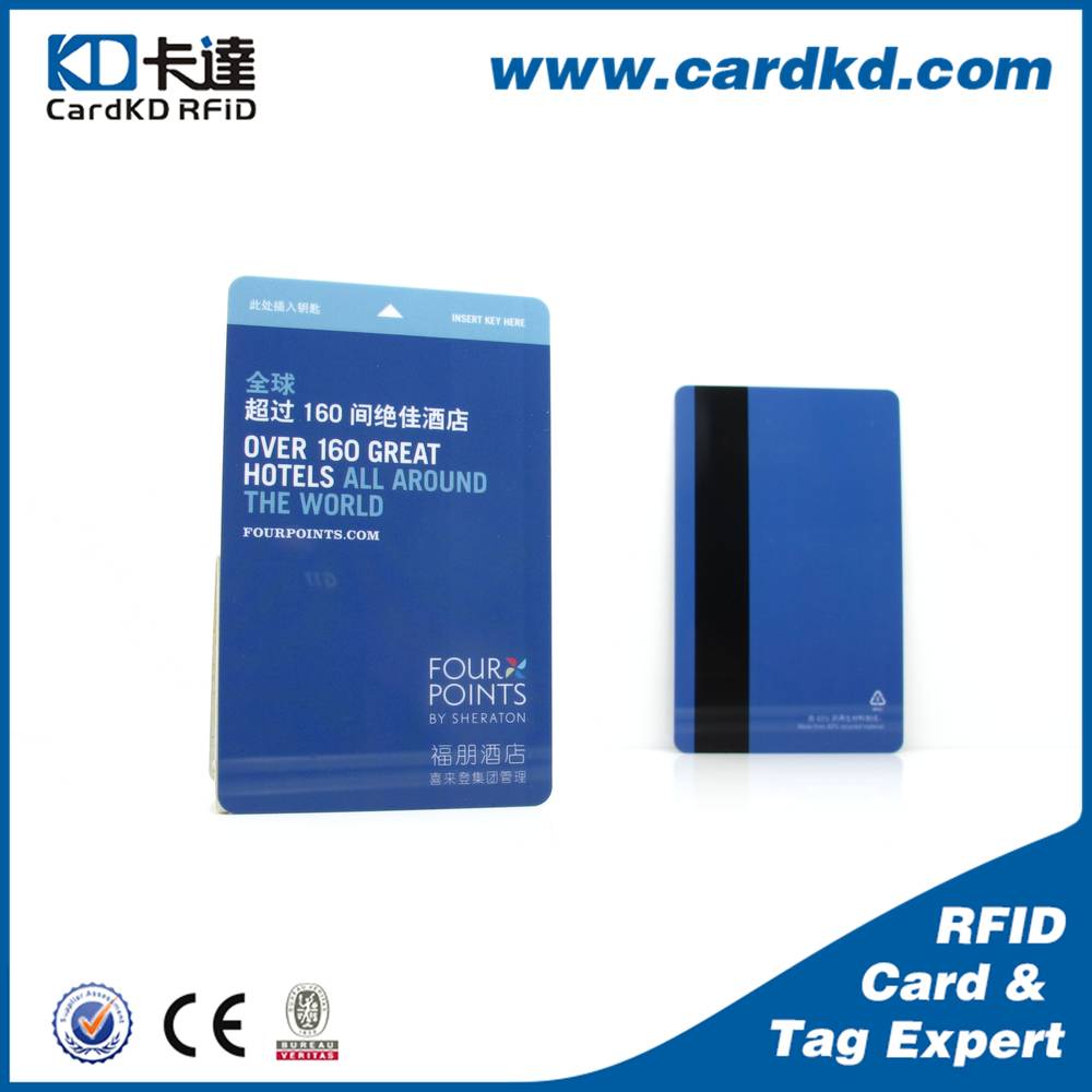 Low cost access control t5577 125khz rfid card with for Rfid business cards