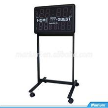 Led Digital Electronic Scoreboard Tripod