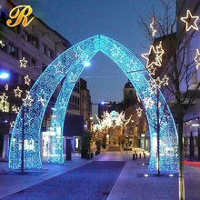 2014 new motif arch christmas decoration