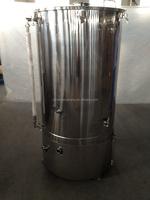USA Stainless steel Mash tun/mash tun brew kettle/ lauter tun with fittings