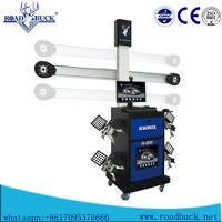 2015 Hot Sale Good Price CE&ISO Certificate Factory Price 3D car wheel aligner Roadbuck R600 3D wheel alignment
