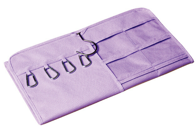 Multifunctional Storage pouch With Hanger, Jewelry ,Necklace&Earrings Storage bags
