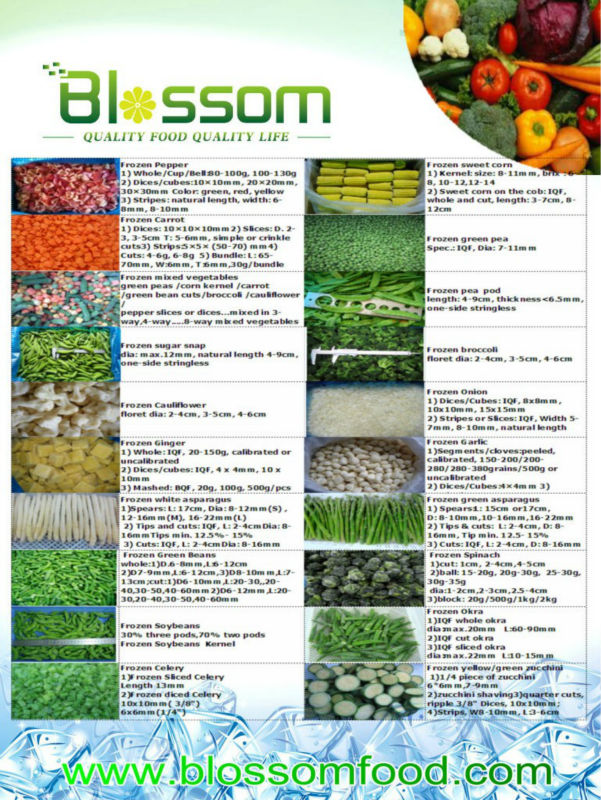 China wholesale top quality frozen green bean new crop fruit and vegetable prices