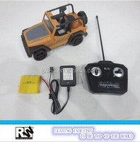 1:18 scale four Channel remote control car,happy kid toy