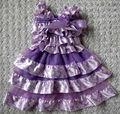 popular vestido de aniversário para menina