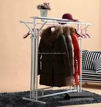 Clothes Garment display rack retail shop