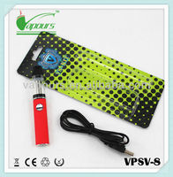 2014 vapourstech wholesale pipe shape electronic cigarette