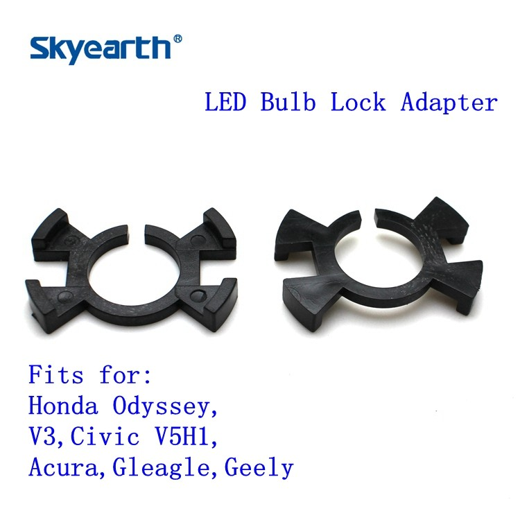 Led Bulb Lock Adapter Car And Truck Used New Make The Led