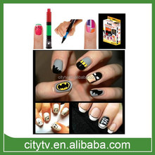 As Seen On Tv Two Way Hot Designs Nail Art Pen