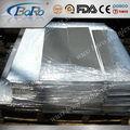 Aisi astm 310s 2b superfície de aço inoxidável placa de metal/folha