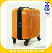 new style 16 inch boarding trolley case
