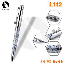 Shibell smooth writing animal shape pen ballpoint pen making machine wedding feather pen
