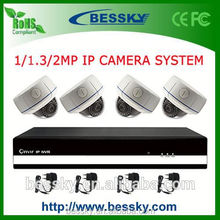 TOP Sale 4CH IP camera NVR Kit,mp cmos digital slr camera,ip camera with sim card,wifi nvr kit