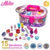 Factory Supply Free Sample Plastic Box Kids Makeup Direct From China