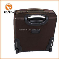Rolling Trolley Laptop Bag For Business Travel,Small Size Trolley Bag