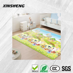 anti-slip Indoor Play Gyms for Toddlers/ Baby Floor Play Mat/ non-toxic Baby Activity Play Mat