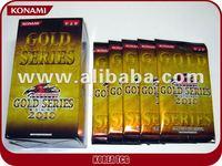 YUGIOH KOREAN - GOLD SERIES 2010 - BOOSTER BOX / PACK IN 20 PACKS