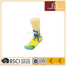 Wholesale Hot Selling Lovely 3D Child Animal Pattern Cotton Socks