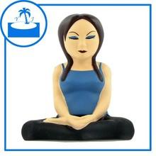 yiwu fatory accpect print logo Custom PU Yoga Girl Stress Ball