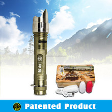 Outdoor Led Light/Multifunction mini Flashlight/phone charger