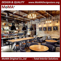 MA-R20 Mexican Restaurant Furniture Designs Dining Table And Chairs Set