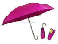 umbrella 21 umbrella 5 fold mini umbrella in case
