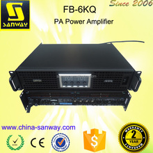 FB-6KQ 4 CH High Voltage Power Operational Amplifier
