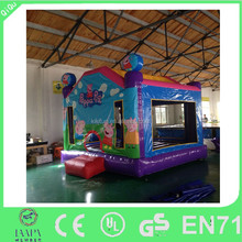 new good quality toys happy adult bouncy castle inflatable for kids play