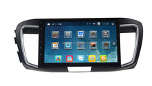 A9 Quad-Core Pure Android 4.2 Touch Screen Car GPS For HONDA Accord Radio GPS 3G WIFI CANBUS 1.6GHz 1024X600 HD Screen