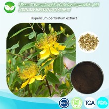 100% Natural herbal Hypericum perforatum extract, Hypericin 0.3%