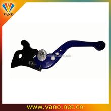 Blue Aluminum Racing bike motorcycle adjustable brake lever