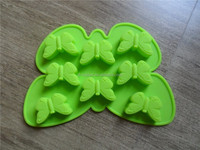 2015 hot wholesale butterfly shape cake mould,silicone rubber cookie bakeware