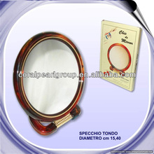 "8"" Perfect Desktop Round Magnifying Cosmetic Mirror"