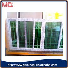 French Modern House Window Grill Design/Door and Window Grill with screen