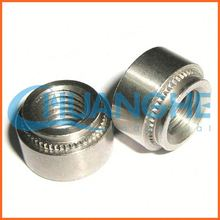 Production and sales carbon steel rivet nuts