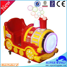 Hot and popular coin operated mini toy train
