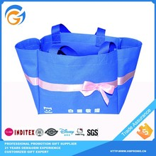 Promotional Products Reusable Folding Shopping Bag with Logo