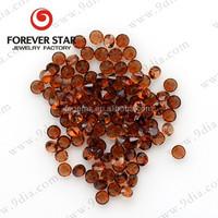 2015 Best Price Hot sale Round Shape Red Stone Natural Garnet