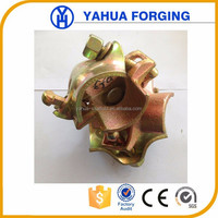 Pressed and Drop Forged Scaffolding Swivel Coupler Italy Type for Sale