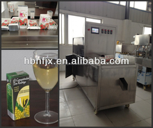 Factory supply red wine /Grape wine in carton packing machine