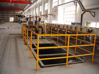 Steel Wire Continuous Electro Galvanizing Plant