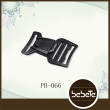 Top quality quick release plastic buckle supplier