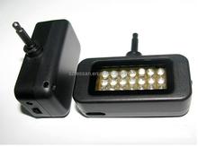 Selfie monopod led flash light, square mini led flashlight, sync filling light for mobile phone without any app