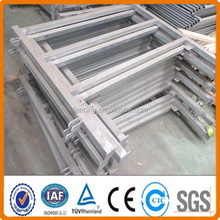 Anping hot dipped galvanized horse round yard panels (ISO9001,CE,Factory)