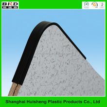 plastic edge protector and carpet edge tape